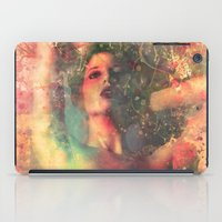 Colorful Girl iPad Case