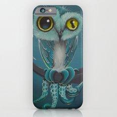 BLue Octowl Slim Case iPhone 6s