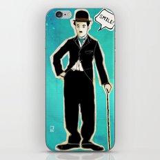 The Tramp/Charlie Chaplin iPhone & iPod Skin