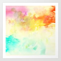 Heartened Art Print