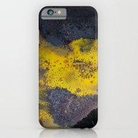 Abstract  metallic iPhone 6 Slim Case