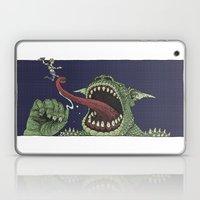 Troll Killer Laptop & iPad Skin