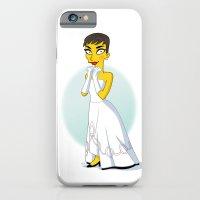 Golden Age: Audrey iPhone 6 Slim Case