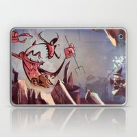 A Necromancer's Guide To… Laptop & iPad Skin