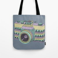 Another Point Of View Tote Bag