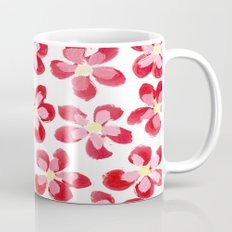 Posey Power - Red Multi Mug