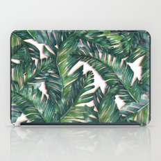 banana leaf 3 iPad Case