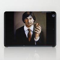 We'll Miss You, Steve.  iPad Case