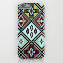 NATIVE AMERICAN PRINT iPhone & iPod Case