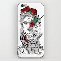 mother frida iPhone & iPod Skin