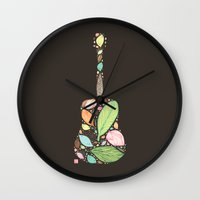 Let Your Guitar Sing B-S… Wall Clock