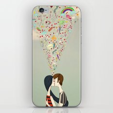 love thoughts iPhone & iPod Skin