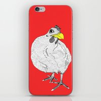 ChickChick iPhone & iPod Skin