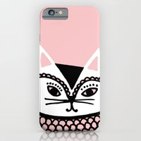 Katze #2 iPhone 6 Slim Case