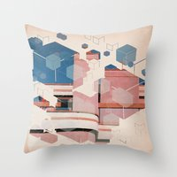 In Every Dream Home A He… Throw Pillow