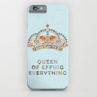 iPhone & iPod Case featuring Her Daily Motivation by Bianca Green
