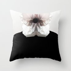 Vacuum head Throw Pillow