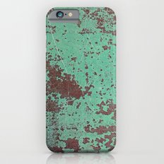 Copper Rusty Surface iPhone 6 Slim Case