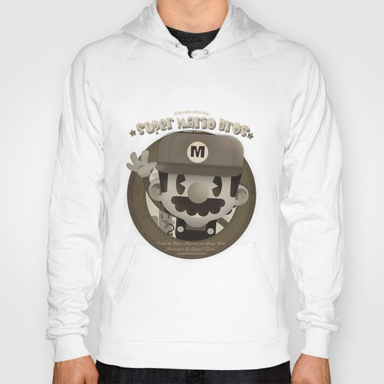 Mario Bros Fan Art Hoody