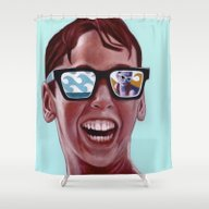 Shower Curtain featuring This Magic Moment by Jared Yamahata