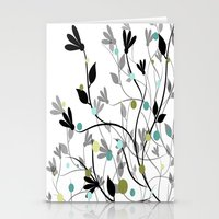 Blissful Breeze Stationery Cards