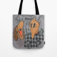 Beetle Gothic - A Portra… Tote Bag