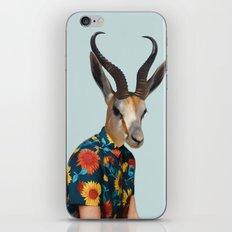 Polaroid n°13 iPhone & iPod Skin