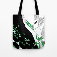 Capricorn / 12 Signs Of … Tote Bag