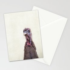 Turkey Portrait Stationery Cards