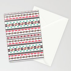 Traditional Embroidery Stationery Cards