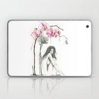 Zodiac - Virgo Laptop & iPad Skin