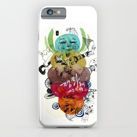 What'suppp  iPhone & iPod Case