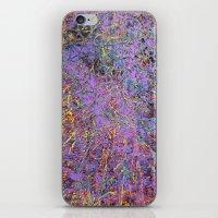 Flower III iPhone & iPod Skin