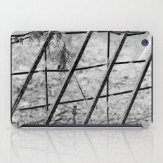 Shades of Fence iPad Case