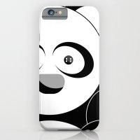 Sock Panda iPhone 6 Slim Case