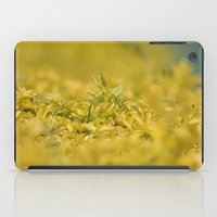 Yellow, Yellow, Super Fellow iPad Case