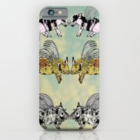 Pigs on the wing iPhone 6 Slim Case