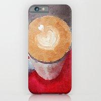I Heart Coffee iPhone 6 Slim Case