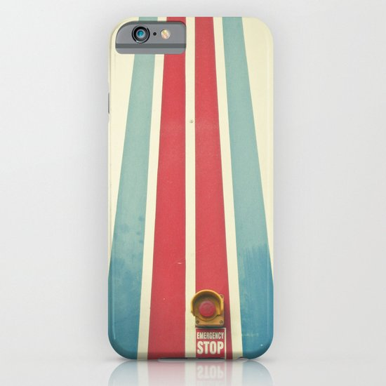 Emergency Stop iPhone & iPod Case