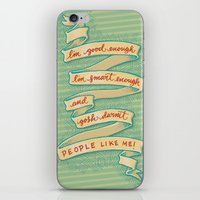 Gosh Darnit People Like … iPhone & iPod Skin