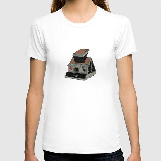 POLAROID SX70 T-shirt