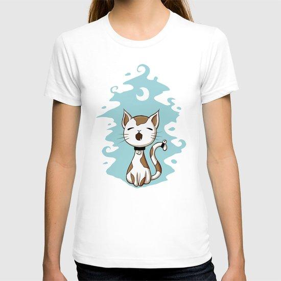 Singing Cat T-shirt