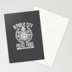 Metal in Enduring Stationery Cards