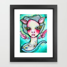 Crafterella Framed Art Print