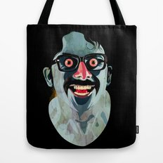 Portrait of Alonso Quijada Tote Bag