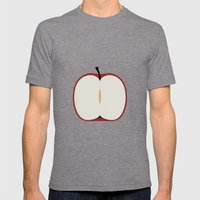 Apple 29 Mens Fitted Tee Tri-Grey SMALL