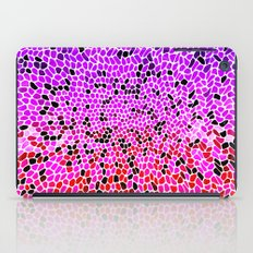THINK LILAC CORAL iPad Case