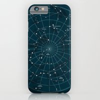 Space Hangout iPhone 6 Slim Case