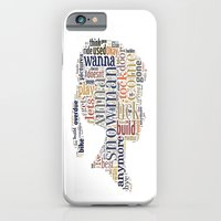 iPhone & iPod Case featuring Anna by MollyW