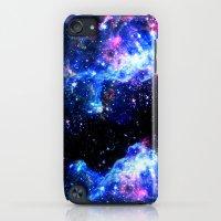iPod Touch Cases featuring Galaxy by Matt Borchert